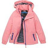 Jackets Children's Clothing Trespass Kid's Fenna Waterproof Jacket - Flamingo