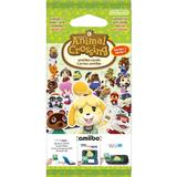 Toys-to-life Nintendo Animal Crossing: Happy Home Designer Amiibo Card Pack (Series 1)