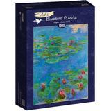 Bluebird Claude Monet Water Lilies 1917 1000 Pieces
