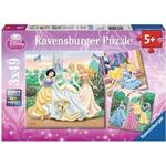 Ravensburger Disney Princesses 3x49 Pieces