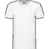 Men's Clothing Tommy Hilfiger Slim Fit Cotton T-shirt - Bright White