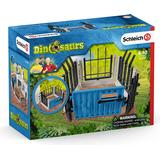 Play Set Accessories Schleich Dinosaurs Extend A Fence 41469