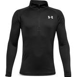 Under Armour Tech 2.0 Half-Zip Long Sleeve Boys - Black, White