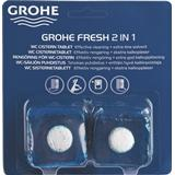 Grohe Fresh 2in1 WC 2-Tablets