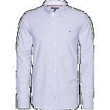 Men's Clothing Tommy Hilfiger Slim Striped Shirt - Blue