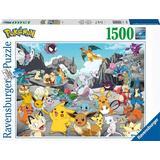 Ravensburger Pokémon Classic 1500 Pieces