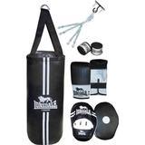 Boxing Sets Lonsdale Contender Boxing Set