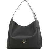 Bags Coach Hadley Hobo - Black/Gold