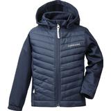 Soft Shell Jackets Children's Clothing Didriksons Briska Kid's Softshell Jacket - Navy (503927-039)