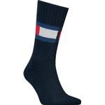Tommy Hilfiger Flag Socks - Dark Navy