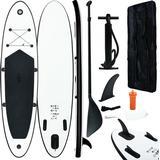 SUP vidaXL Inflatable SUP Surfboard Set 390cm