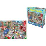 Classic Jigsaw Puzzles Goliath That's Life Paris 1000 Pieces