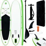 SUP vidaXL Inflatable SUP Surfboard Set 360cm