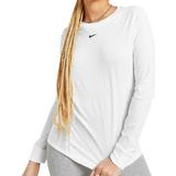 Nike Sportswear Long-Sleeve T-shirt - White/Black