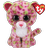TY Beanie Boos Lainey the Pink Leopard 23cm