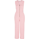 Jumpsuits Women's Clothing Whistles Nettie Utility Jumpsuit - Pink