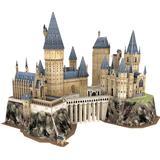 3D-Jigsaw Puzzles Revell Harry Potter Hogwarts Castle 197 Pieces