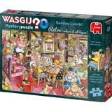 Classic Jigsaw Puzzles Jumbo Wasgij 5 Sunday Lunch 1000 Pieces