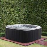Hot Tub Mspa Hot Tub Alpine Delight Bubble Spa