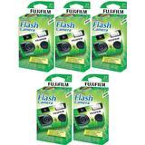 Single-Use Camera Fujifilm QuickSnap Flash 400 ( Pack of 5)