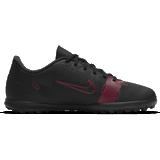 Children's Shoes Nike Jr. Mercurial Vapor 14 Club TF - Black/Cyber/Black