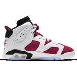 Nike air jordan 4 Children's Shoes Nike Air Jordan 6 Retro GS - White/Black/Carmine