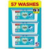 Textiles Fairy Non Bio Washing Liquid Capsules 57 Washes