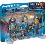 Toy Figures Playmobil Novelmore Knights Set 70671
