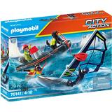 Playmobil Water Rescue with Dog 70141