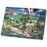 Classic Jigsaw Puzzles Gibson I Love the Country 1000 Pieces