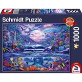 Schmidt Moonlight Oasis 1000 Pieces