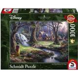 Classic Jigsaw Puzzles Schmidt Disney Snow White 1000 Pieces