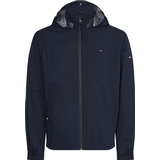 Men's Clothing Tommy Hilfiger Stand Collar Jacket - Blue