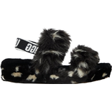 Slippers & Sandals on sale UGG Oh Yeah Spots Sandals - Black