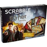 Mattel harry potter Board Games Mattel Scrabble Harry Potter Edition