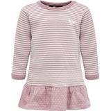 Blouses & Tunics Children's Clothing Hummel Lida Flare-hem Sweatshirt - Woodrose (210720-4852)