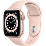 Apple Watch Series 6 40mm Aluminium Case with Sport Band
