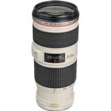 Tele Camera Lenses Canon Canon EF 70-200mm F4L IS USM