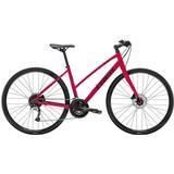 Trek fx 3 disc Bikes Trek FX 3 Disc Stagger 2021 Women's