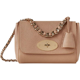 Bags Mulberry Top Handle Lily - Light Salmon Heavy Grain