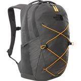 The north face jester backpack Bags The North Face Jester Backpack - Asphalt Grey/Knockout Orange