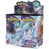 Board Games Pokémon Sword & Shield Chilling Reign Booster Box