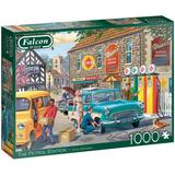 Falcon The Petrol Station 1000 Pieces