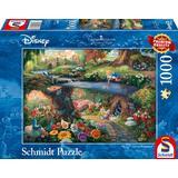 Classic Jigsaw Puzzles Schmidt Disney Alice in Wonderland 1000 Pieces