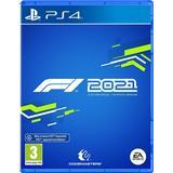 PlayStation 4 Games F1 2021