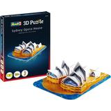 3D-Jigsaw Puzzles Revell Oper Sydney House 30 Pieces