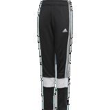 Children's Clothing Adidas Boy's 3-Stripes Aeroready Primeblue Joggers - Black/White (GM8454)