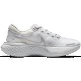Nike ZoomX Invincible Run Flyknit W - White/Pure Platinum/Metallic Silver