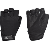 Adidas Versatile Climalite Gloves Unisex - Black/Black/Iron Met.
