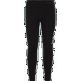 Children's Clothing The North Face Girl's Big Logo Leggings - TNF Black/TNF White (3VEH)